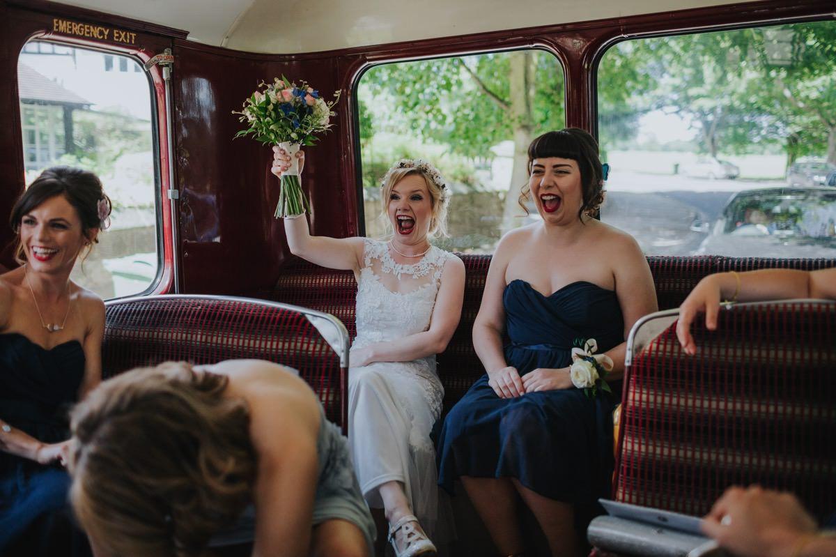 Rose & David | Duke Studios Wedding 116