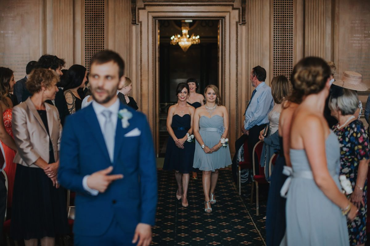 Rose & David | Duke Studios Wedding 36