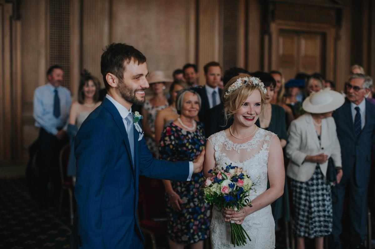 Rose & David | Duke Studios Wedding 122