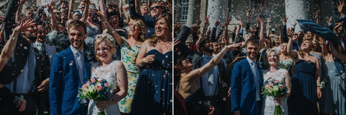 Rose & David | Duke Studios Wedding 127