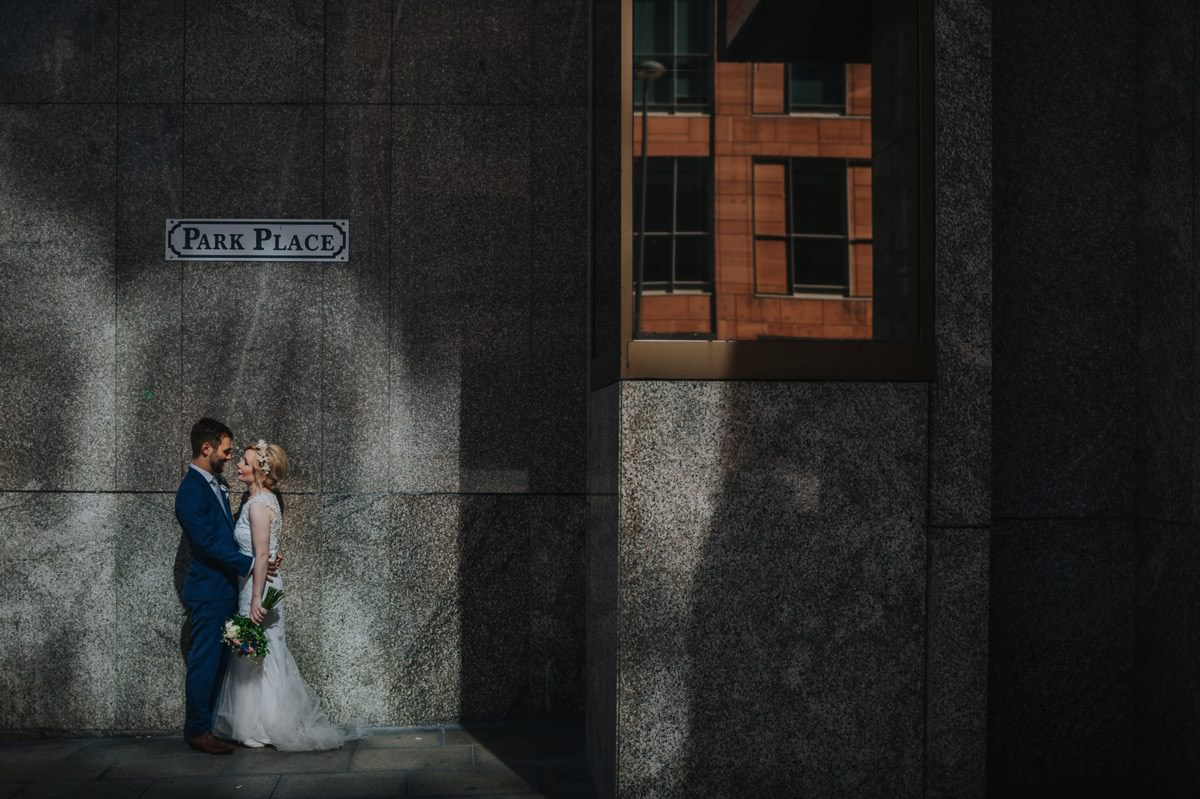 Rose & David | Duke Studios Wedding 45