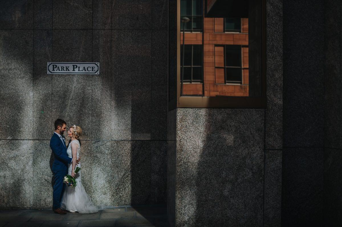 Rose & David | Duke Studios Wedding 130