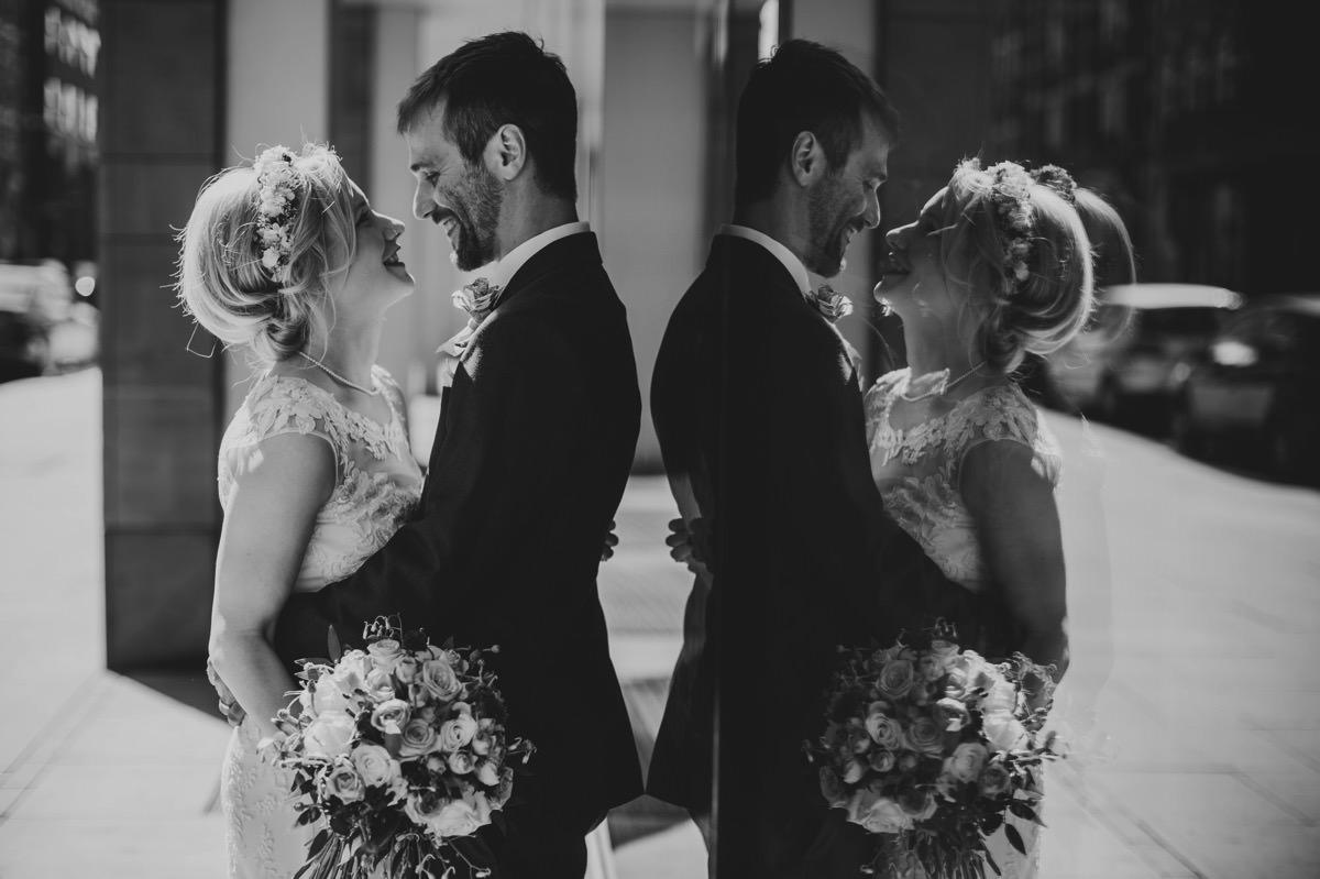 Rose & David | Duke Studios Wedding 131