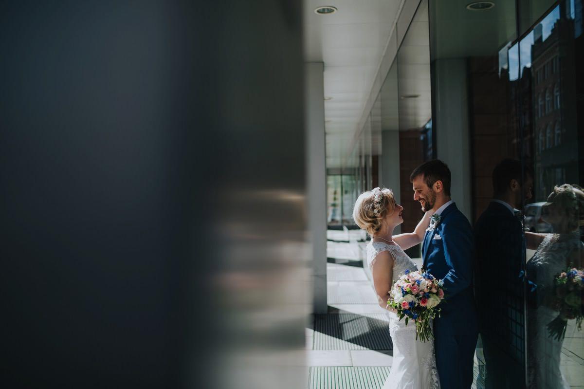 Rose & David | Duke Studios Wedding 132