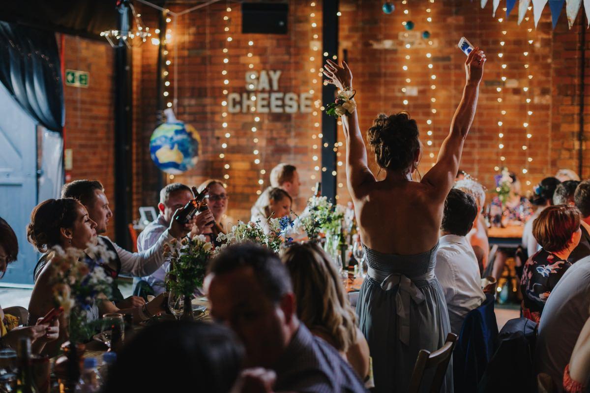 Duke Studios Wedding