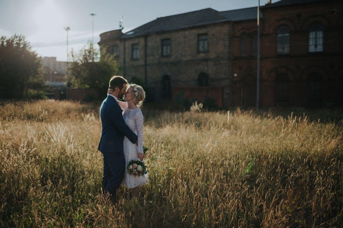 Rose & David | Duke Studios Wedding 149