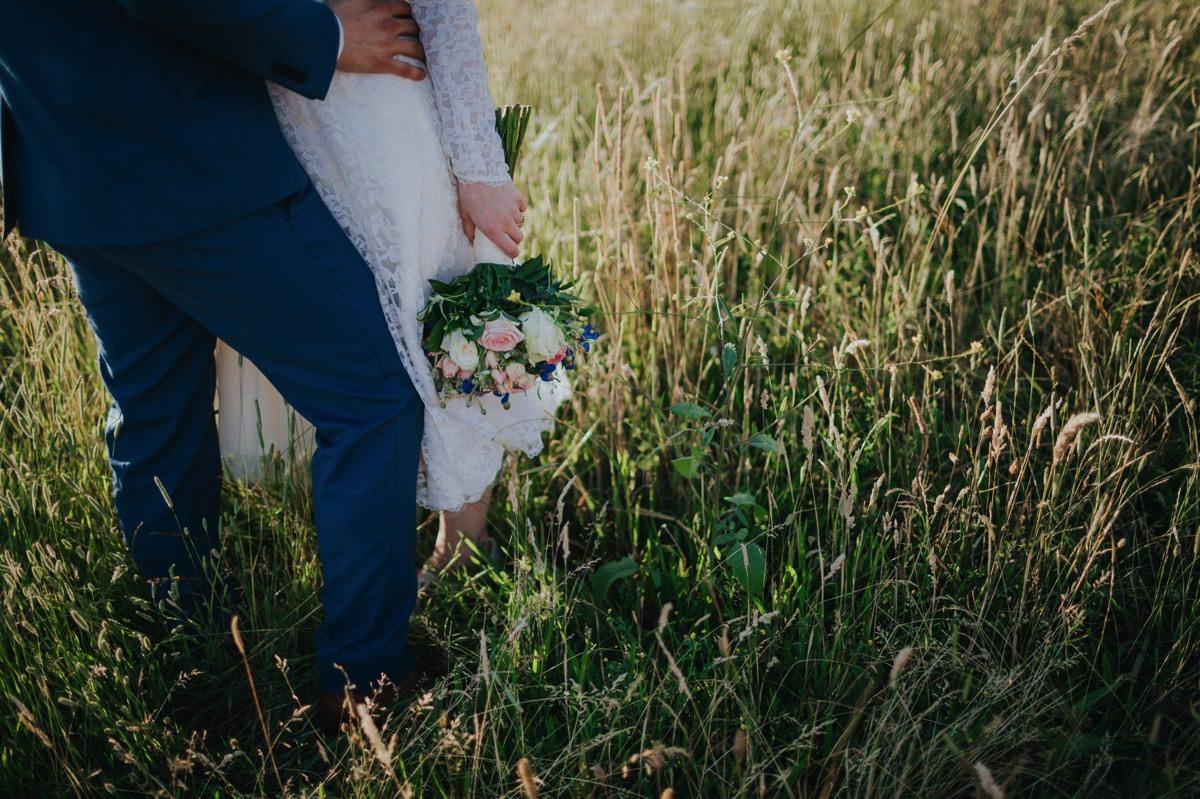 Rose & David | Duke Studios Wedding 151