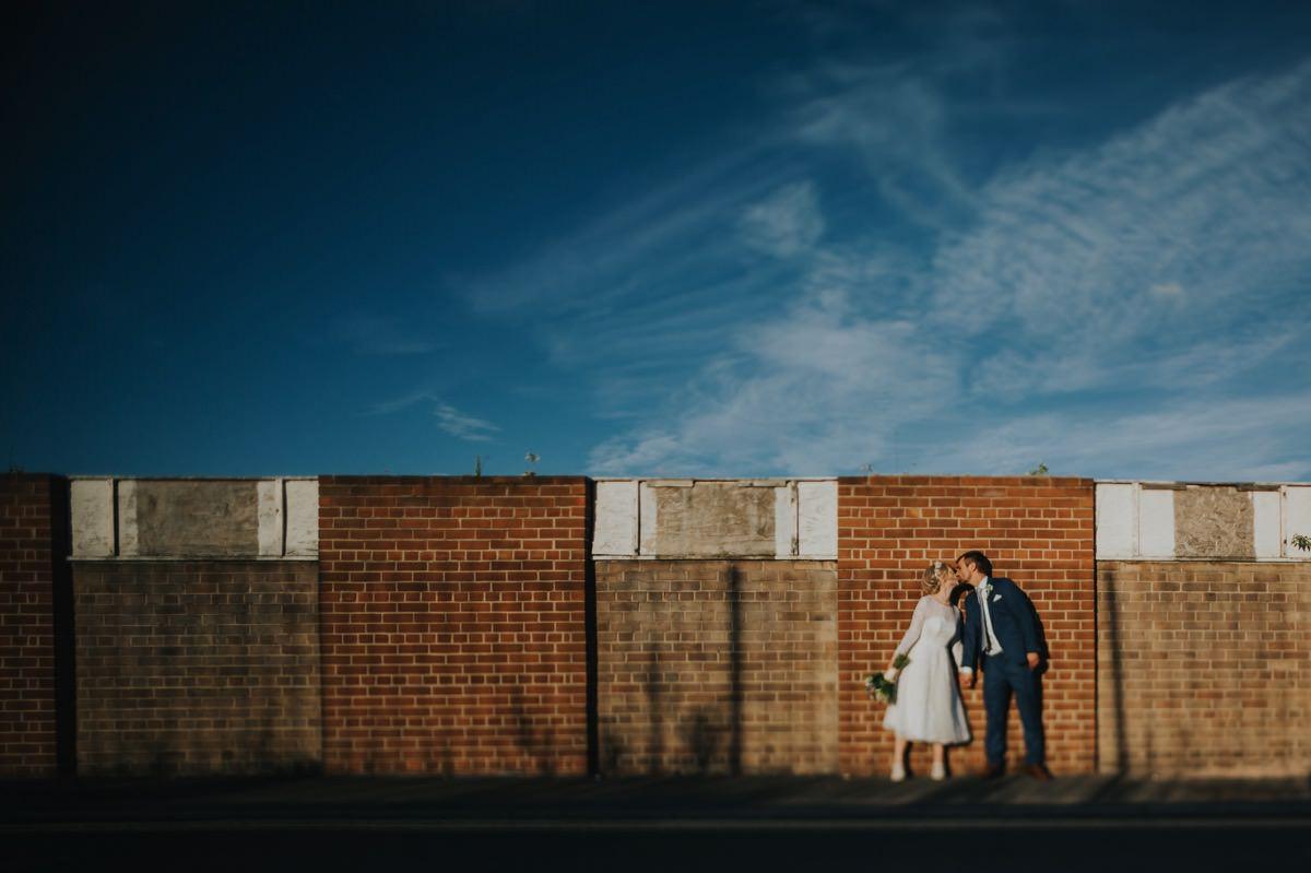 Rose & David | Duke Studios Wedding 156
