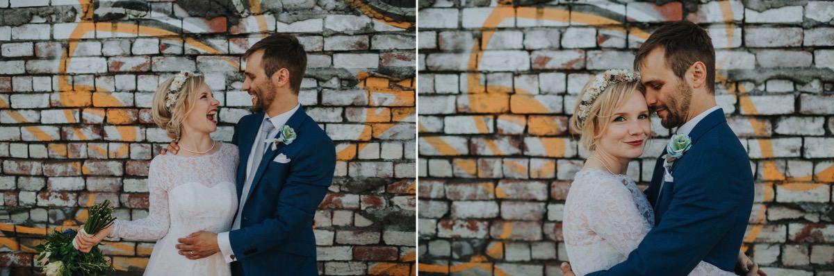 Rose & David | Duke Studios Wedding 158