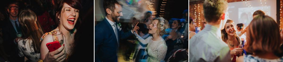 Rose & David | Duke Studios Wedding 165