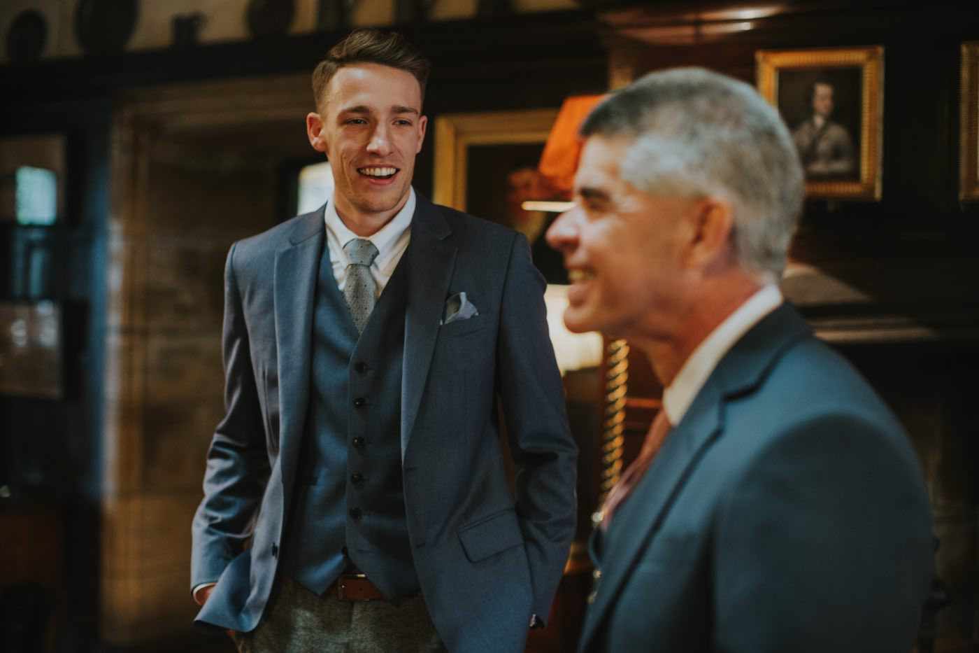 Matt & Emma | Hooton Pagnell Hall & Stable Arches 25