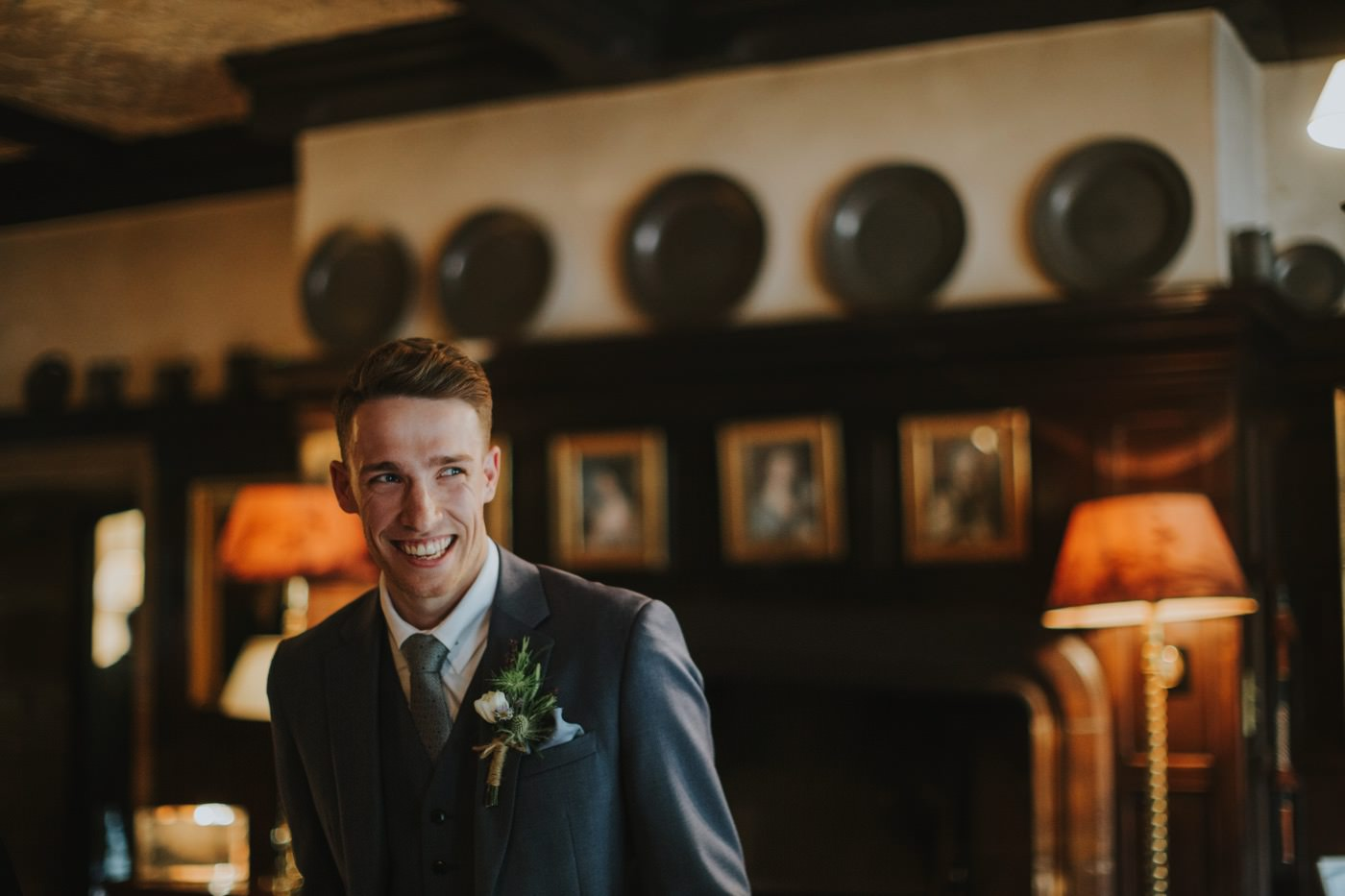 Matt & Emma | Hooton Pagnell Hall & Stable Arches 30