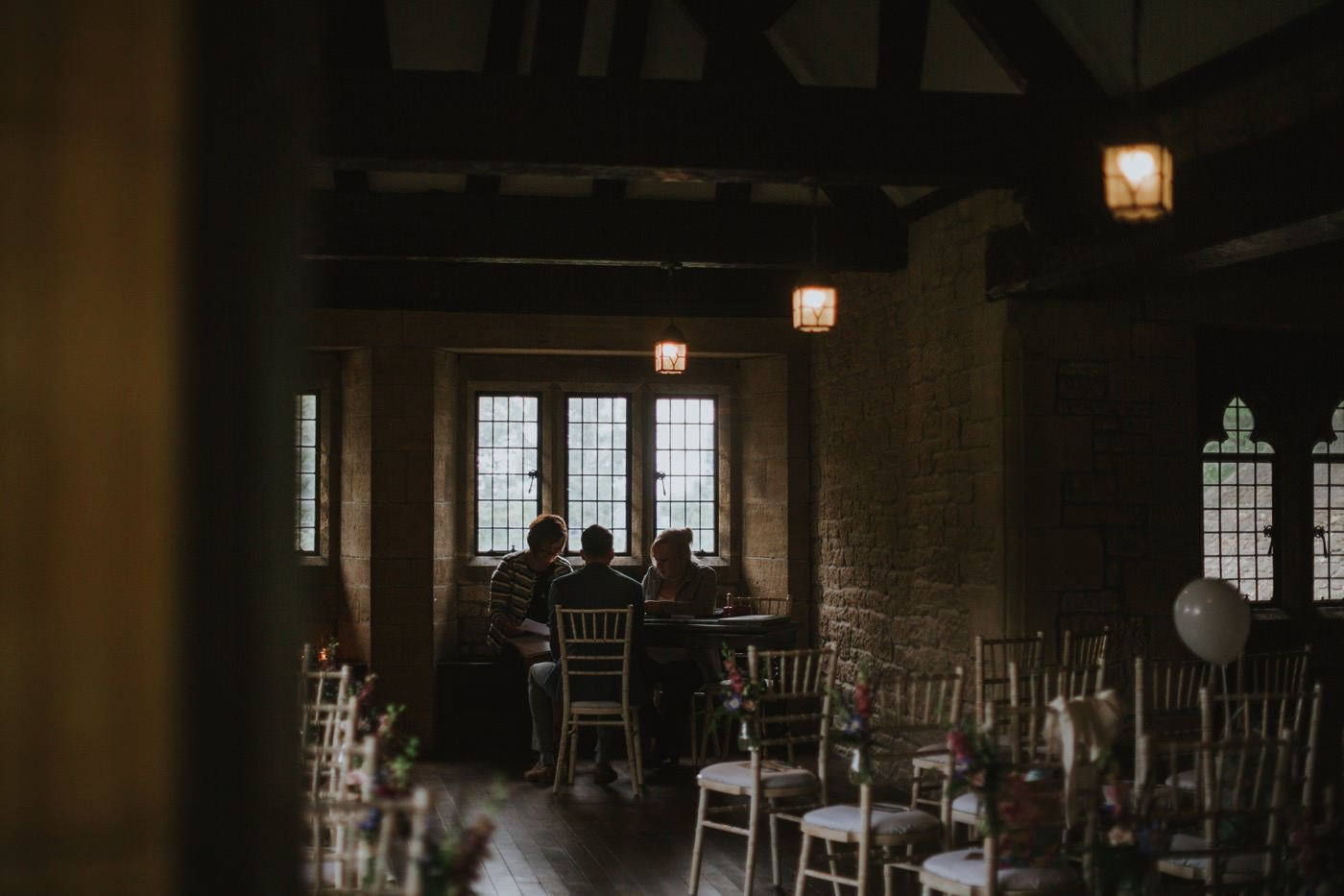 Matt & Emma | Hooton Pagnell Hall & Stable Arches 40