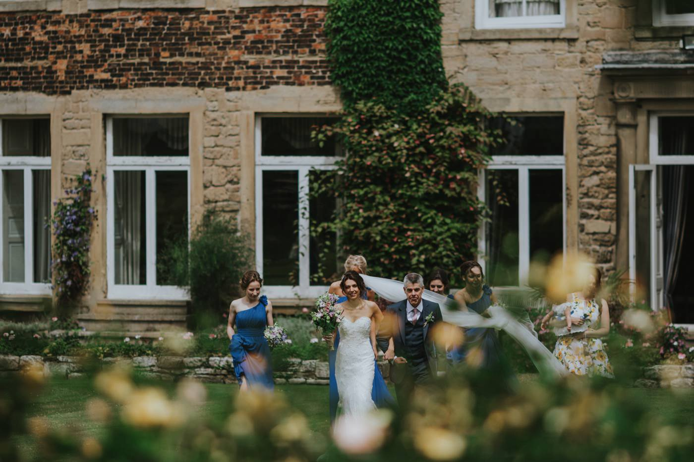Matt & Emma | Hooton Pagnell Hall & Stable Arches 47