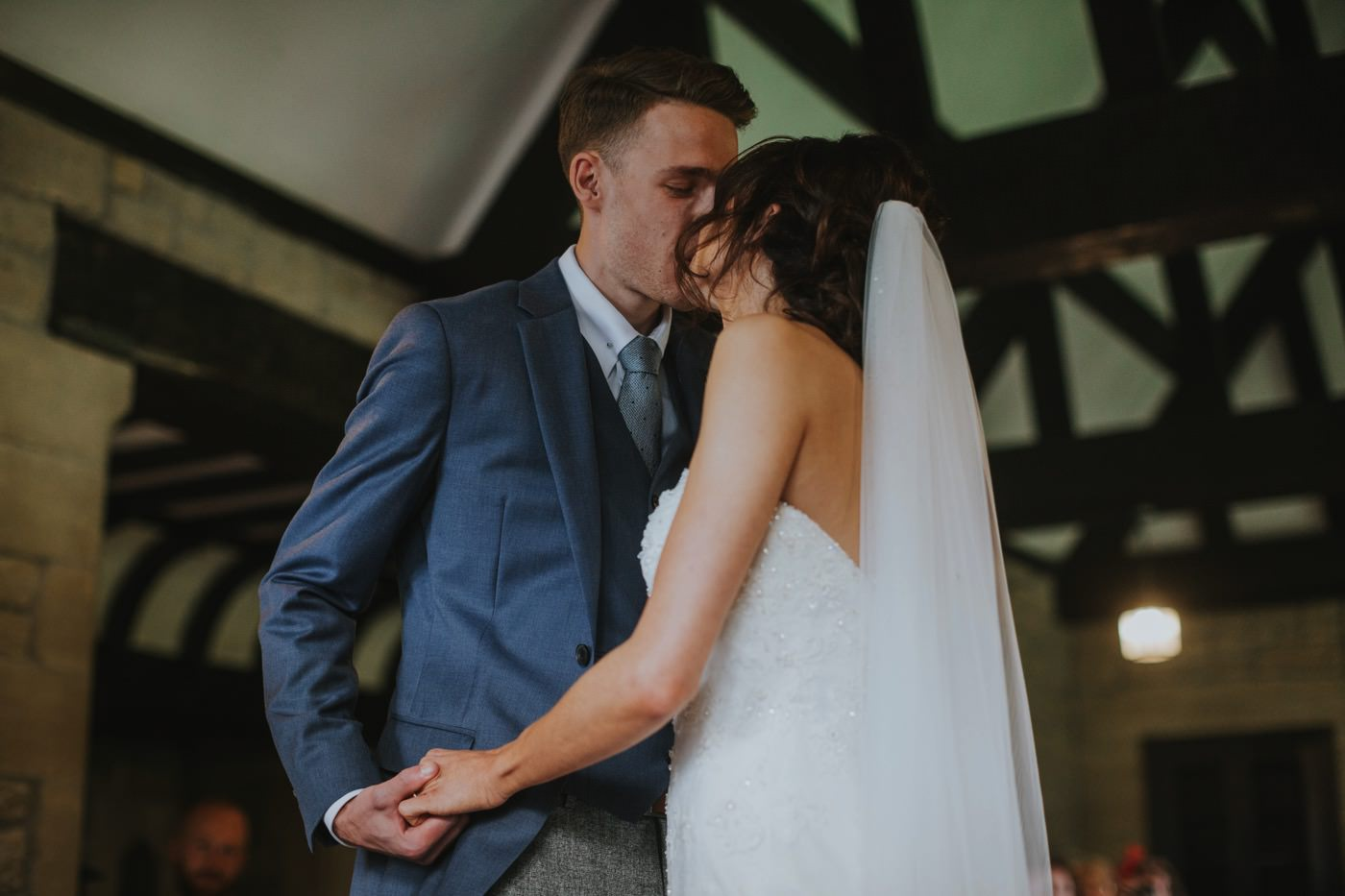 Matt & Emma | Hooton Pagnell Hall & Stable Arches 53