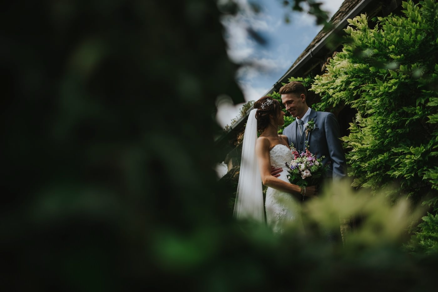 Matt & Emma | Hooton Pagnell Hall & Stable Arches 56