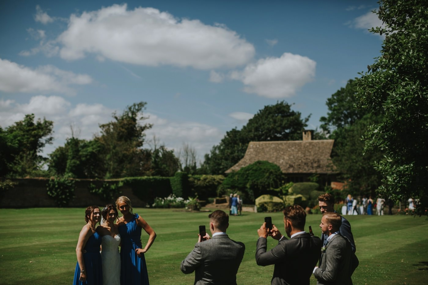 Matt & Emma | Hooton Pagnell Hall & Stable Arches 63