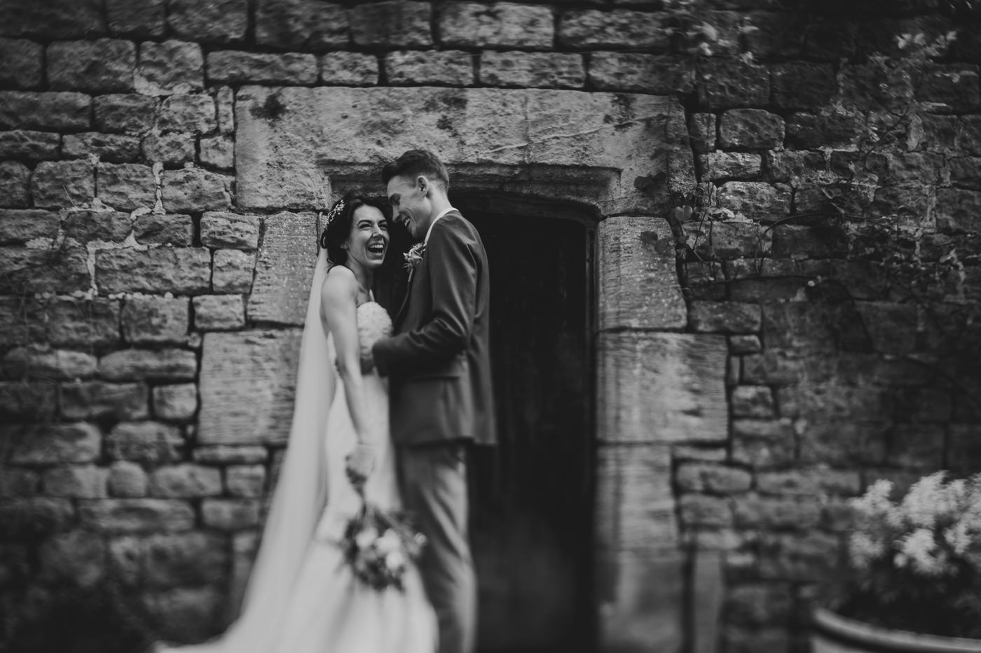 Matt & Emma | Hooton Pagnell Hall & Stable Arches 68