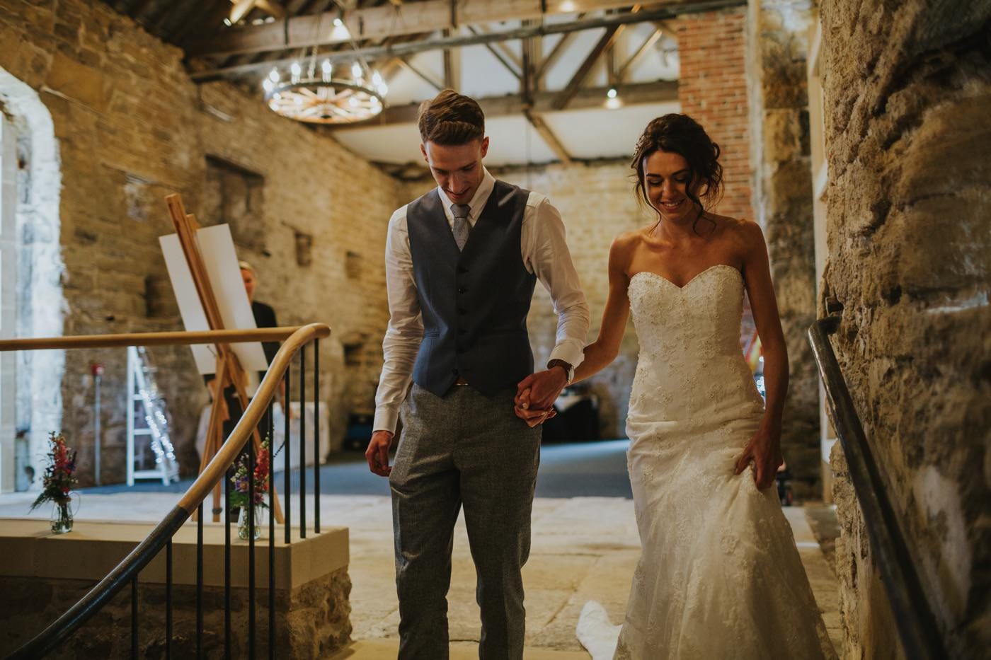 Matt & Emma | Hooton Pagnell Hall & Stable Arches 76