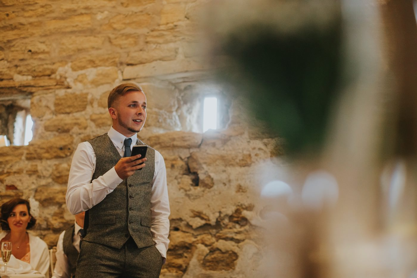 Matt & Emma | Hooton Pagnell Hall & Stable Arches 80