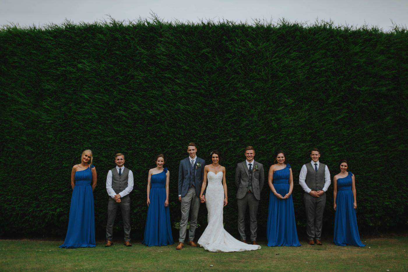Matt & Emma | Hooton Pagnell Hall & Stable Arches 84