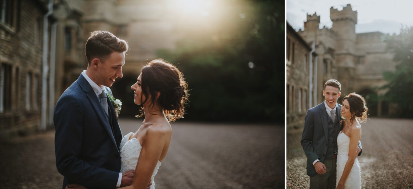 Matt & Emma | Hooton Pagnell Hall & Stable Arches 87
