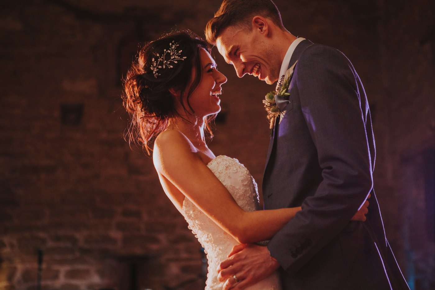 Matt & Emma | Hooton Pagnell Hall & Stable Arches 93