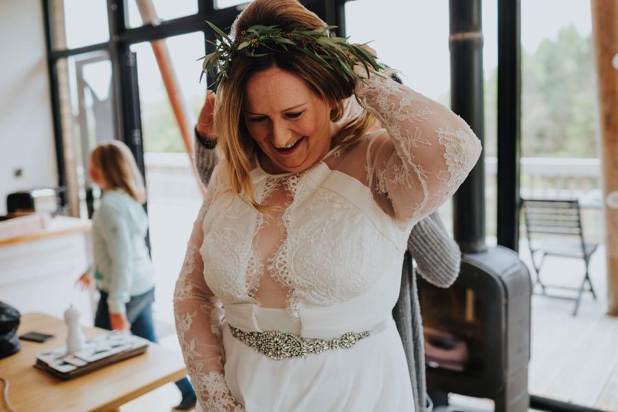 Amy & Daniel | Natural Retreats Wedding 29