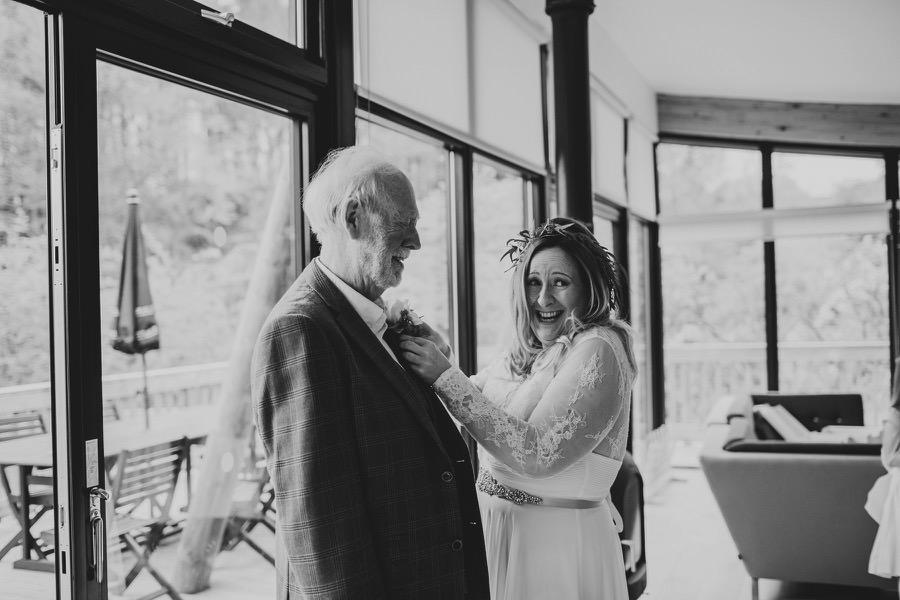 Amy & Daniel | Natural Retreats Wedding 37