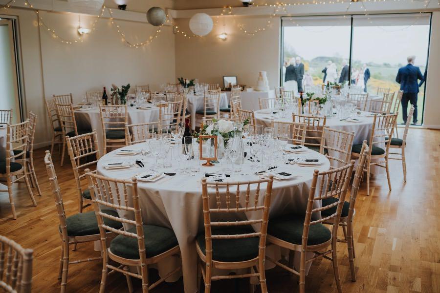 natural retreats wedding reception