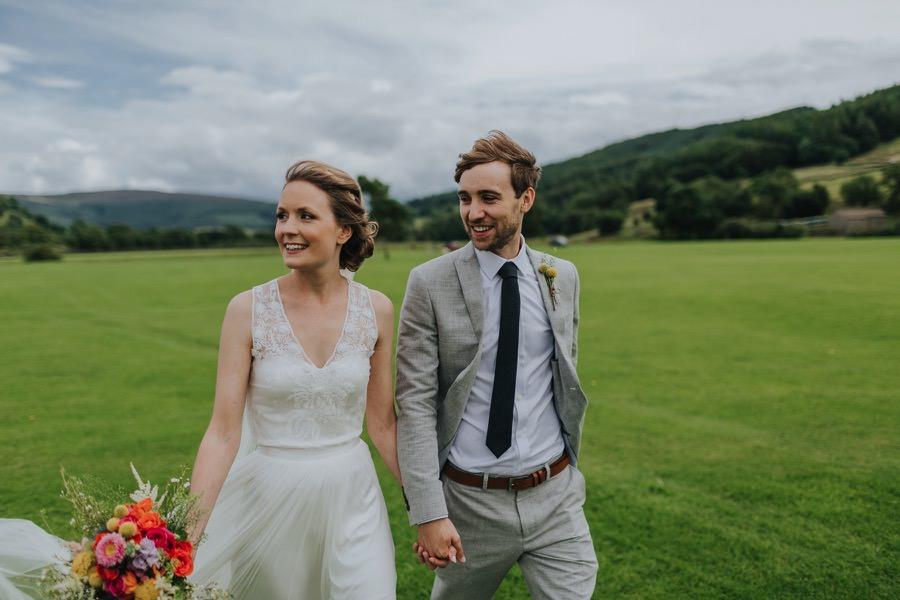 the devonshire fell wedding photography