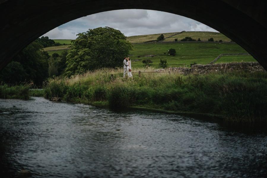 wedding photography burnsall
