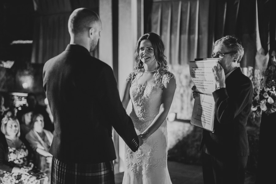 Roddy & Michelle | Rowan Tree Wedding 101