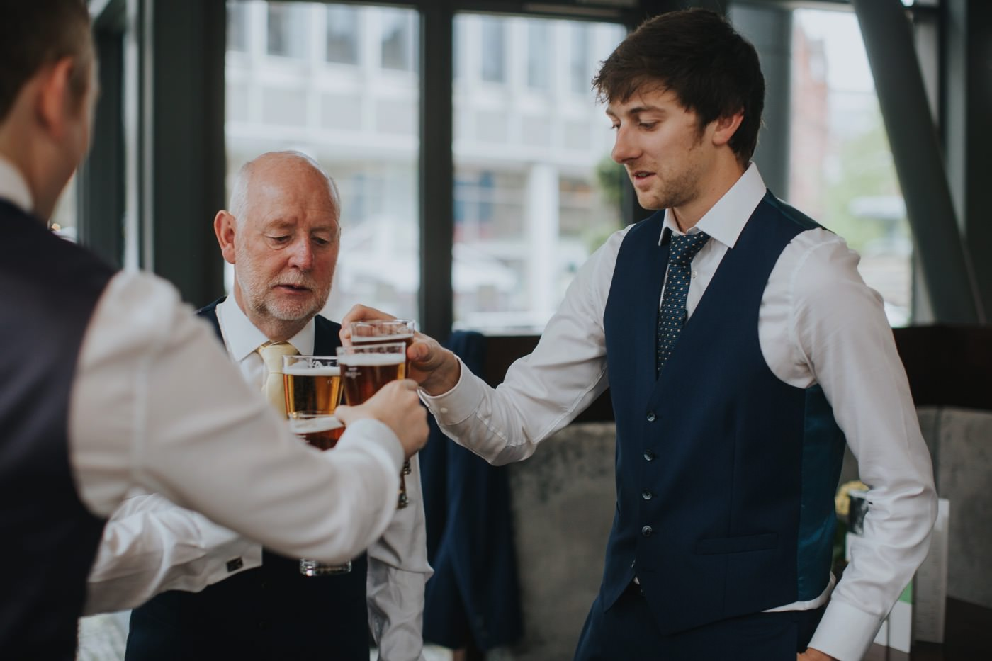 Rebecca & Duncan | Workstation Sheffield Wedding 14
