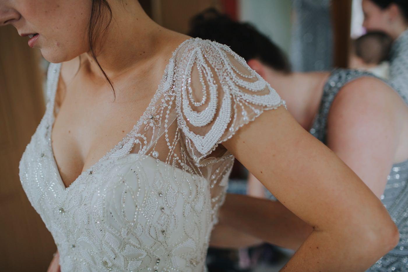 justin alexander dress