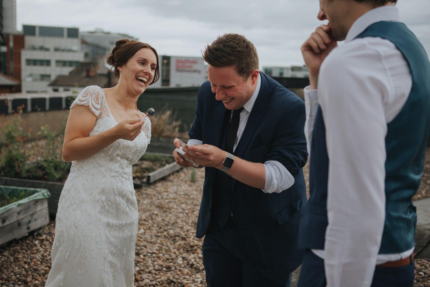 Rebecca & Duncan | Workstation Sheffield Wedding 138