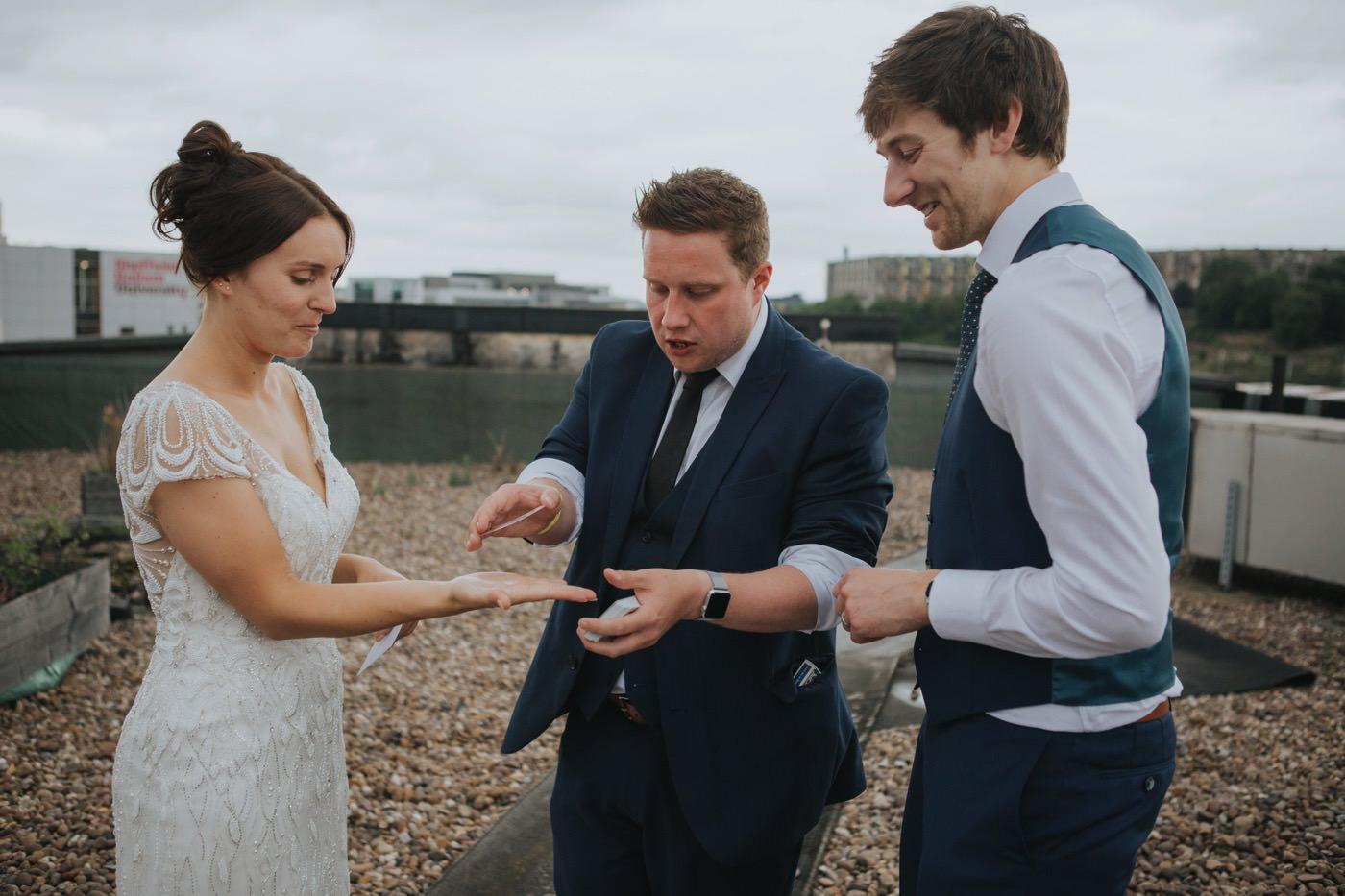 Rebecca & Duncan | Workstation Sheffield Wedding 61