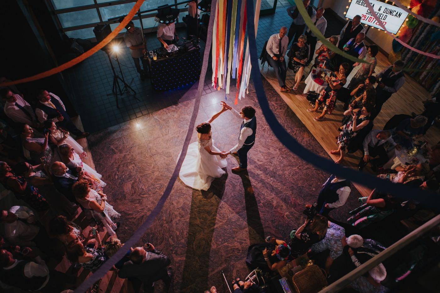 Rebecca & Duncan | Workstation Sheffield Wedding 145