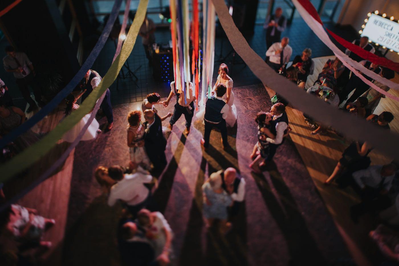Rebecca & Duncan | Workstation Sheffield Wedding 70