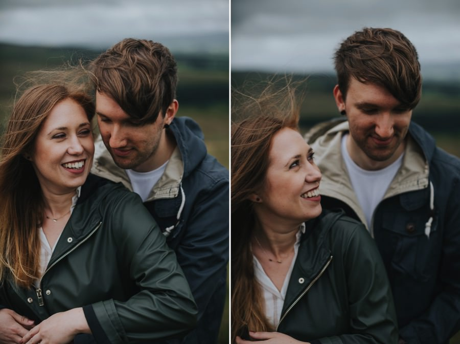 Sara & Dan | Yorkshire Dales engagement 2