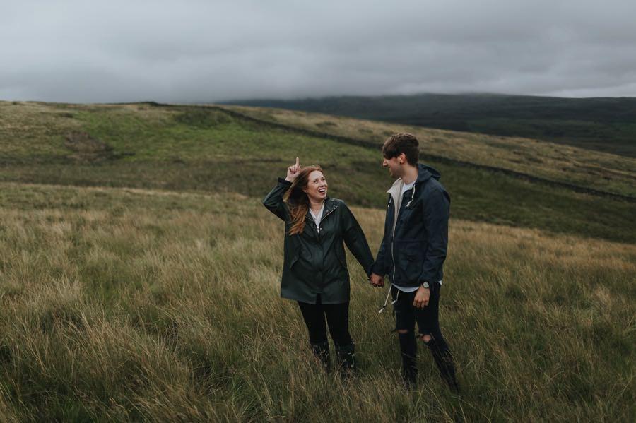 Sara & Dan | Yorkshire Dales engagement 3
