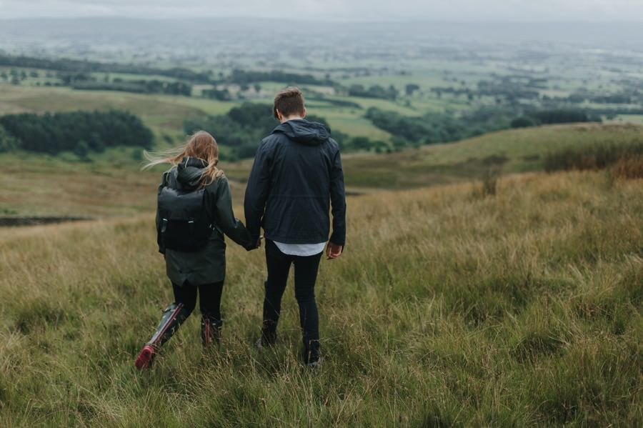 Sara & Dan | Yorkshire Dales engagement 4