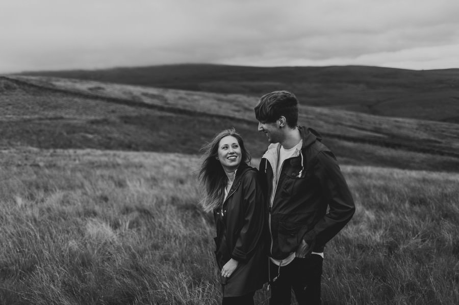 Sara & Dan | Yorkshire Dales engagement 5