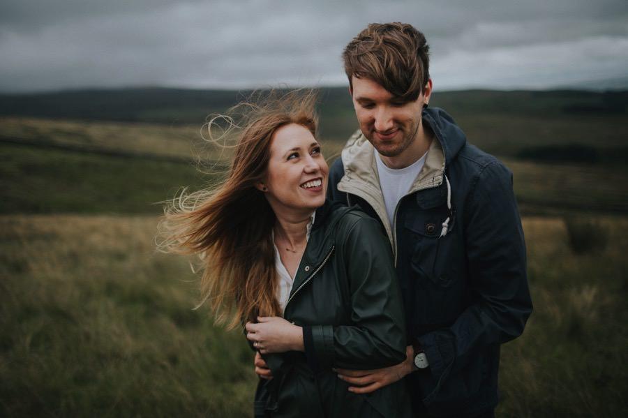 Sara & Dan | Yorkshire Dales engagement 6