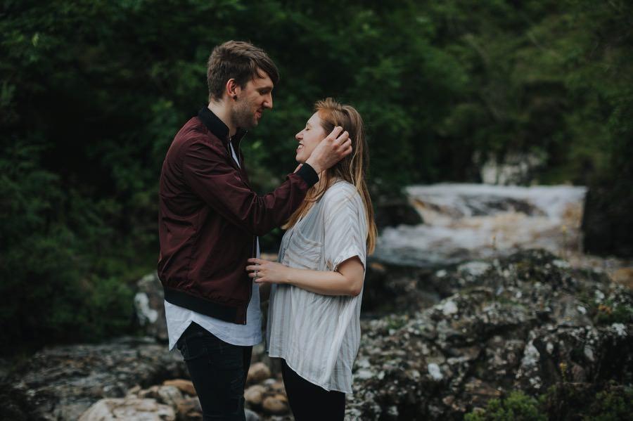 Sara & Dan | Yorkshire Dales engagement 8