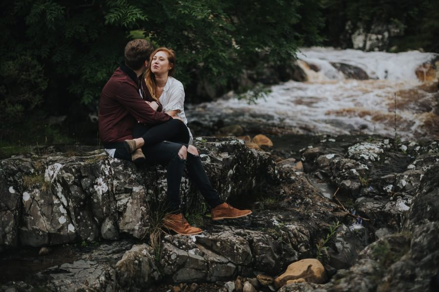 Sara & Dan | Yorkshire Dales engagement 15