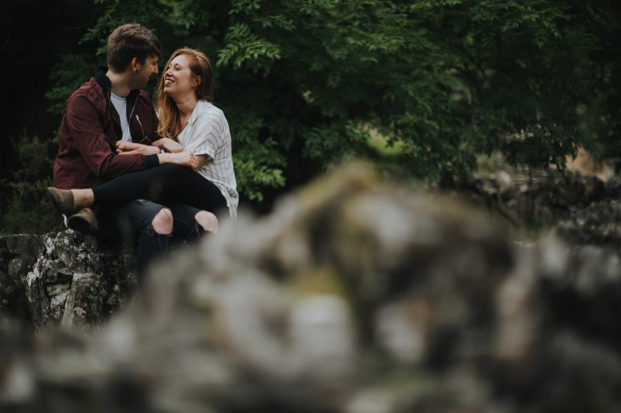 Yorkshire dales engagement