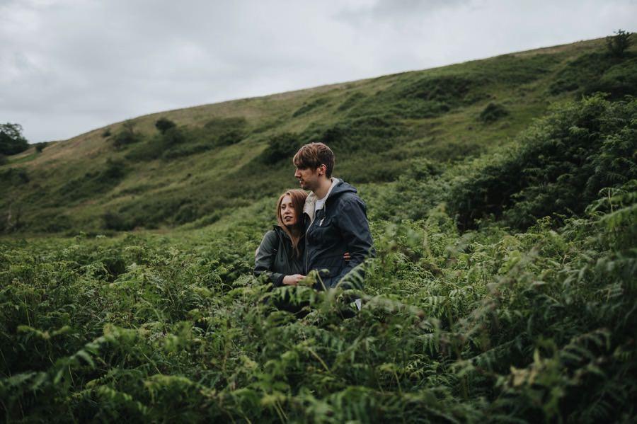 Sara & Dan | Yorkshire Dales engagement 20