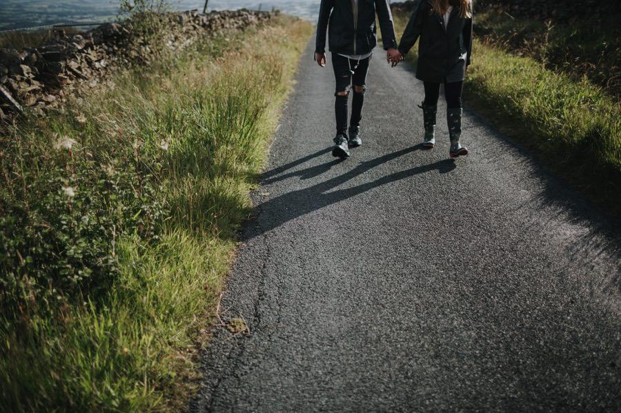 Sara & Dan | Yorkshire Dales engagement 23