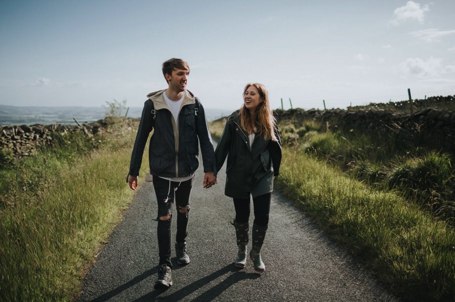 Sara & Dan | Yorkshire Dales engagement 24